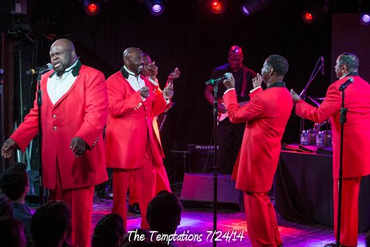 The Temptations 7/24/14