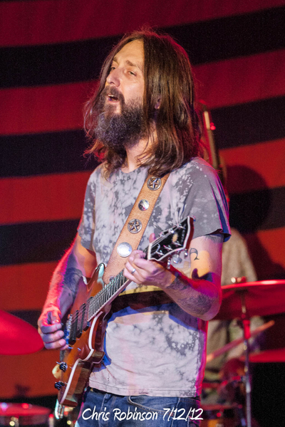 Chris Robinson 7/12/12