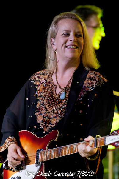 Mary Chapin Carpenter 7/31/10