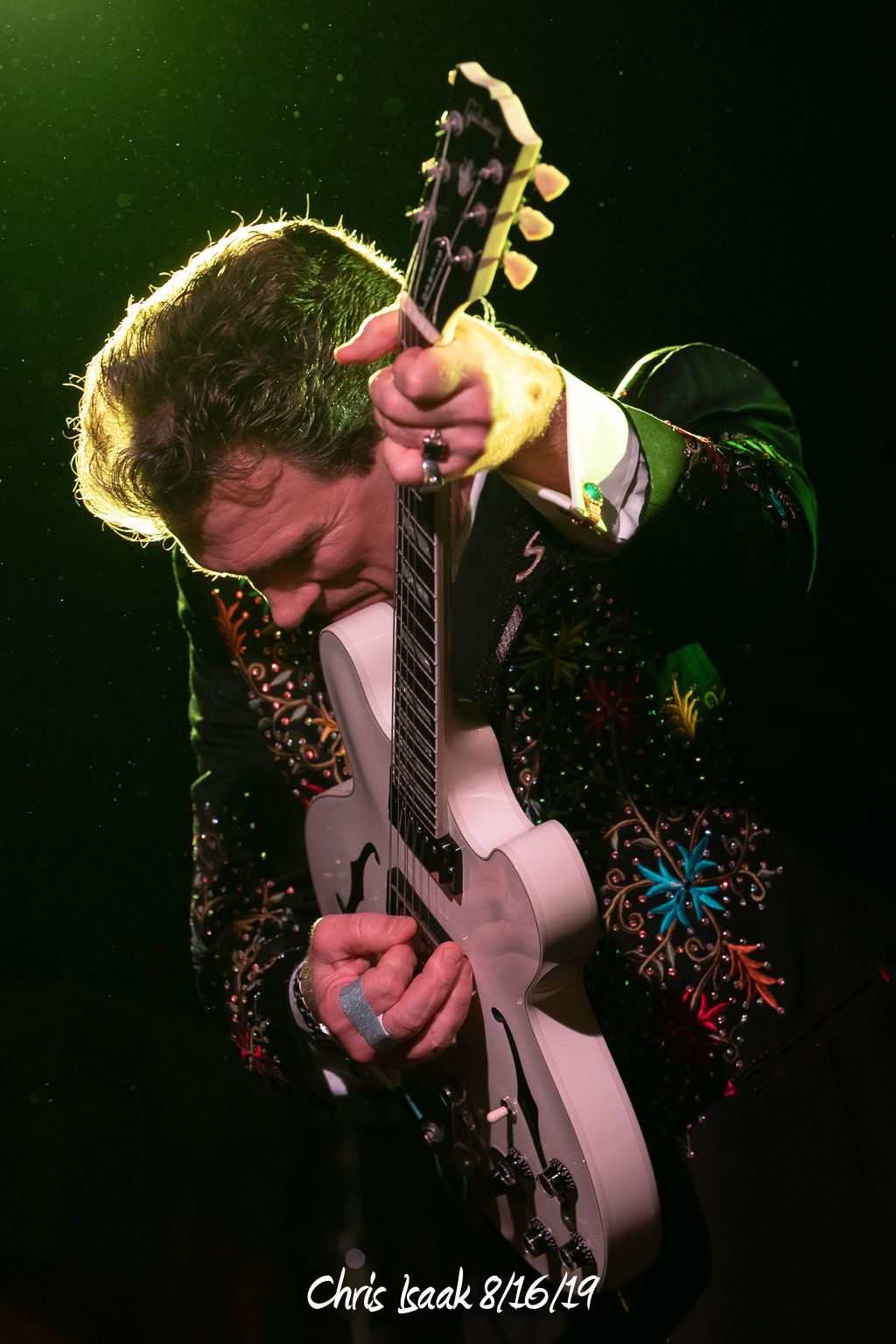 Chris Isaak 8/16/19