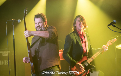 Drive-By Truckers 8/19/16