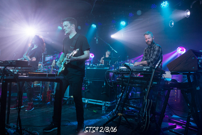 STS9  2/3/16