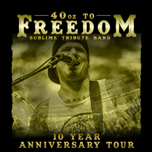 40 oz to Freedom