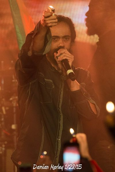 Damian Marley 1/28/15