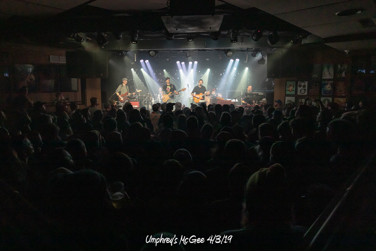 Umphrey's McGee 4/3/19