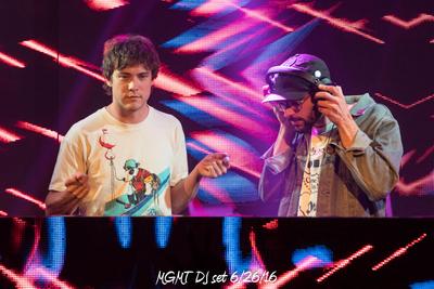 MGMT DJ set 6/26/16