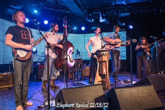 Elephant Revival 12/13/12