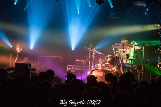 Big Gigantic 1/18/12