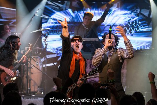 Thievery Corporation 6/14/14