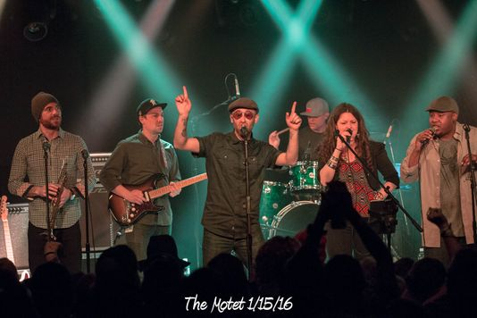 The Motet 1/15/16