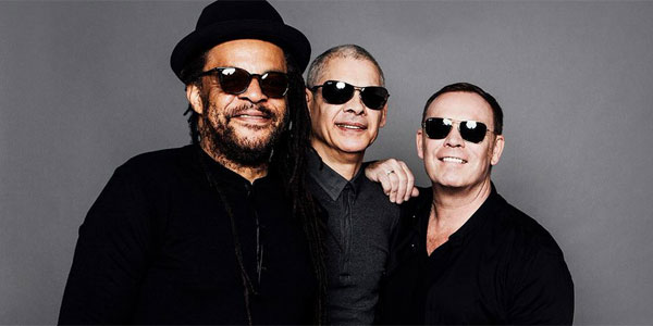 UB40 ft. Ali Campbell, Astro, and Mickey Virtue