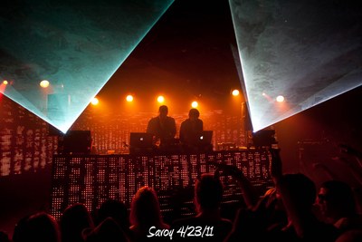Savoy 4/23/11