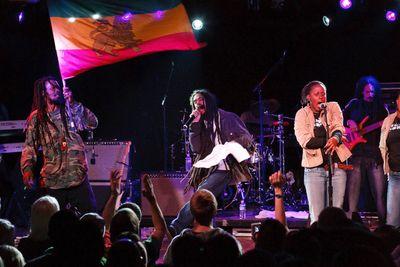 Damian Marley 1/28/06