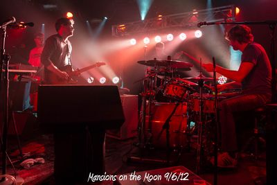 Mansions on the Moon 9/16/12