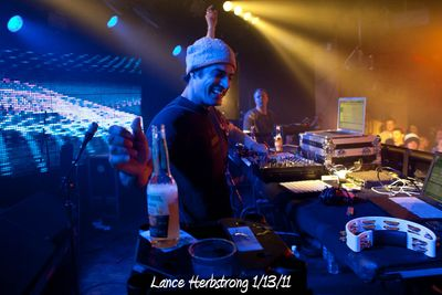 Lance Herbstrong 1/13/11