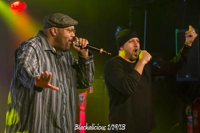 Blackalicious 1/19/13