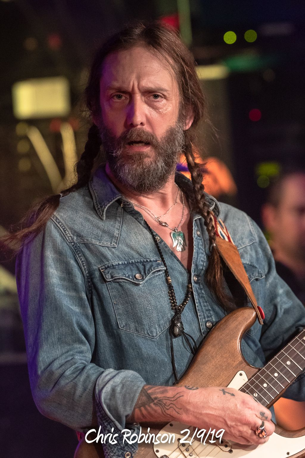 Chris Robinson 2/9/19