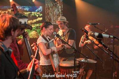 Elephant Revival 4/4/15