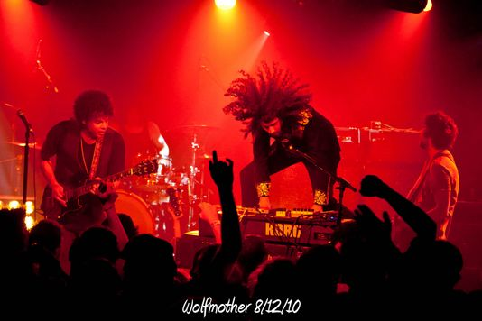 Wolfmother 8/12/10