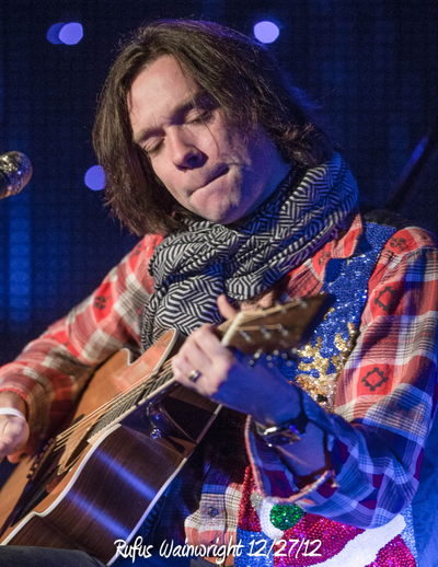 Rufus Wainwright 12/2712
