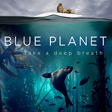Blue Planet II: Coasts - NO COVER