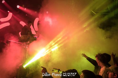 Dillon Francis 12/27/17