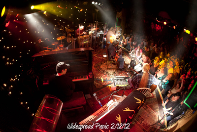 Widespread Panic 2/18/12