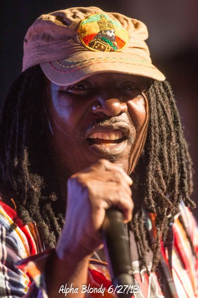 Alpha Blondy 6/27/13