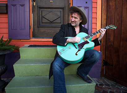An Evening with Jon Cleary