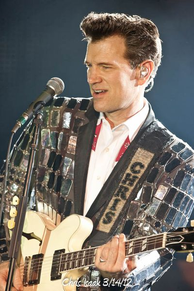 Chris Isaak 3/14/12