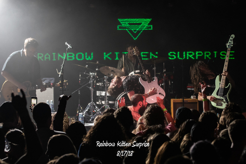 Rainbow Kitten Surprise 8/17/18