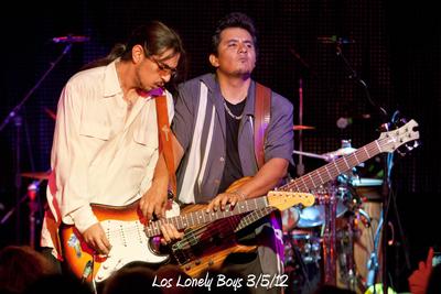 Los Lonely Boys 3/5/12
