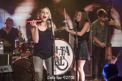 Delta Rae 9/27/12