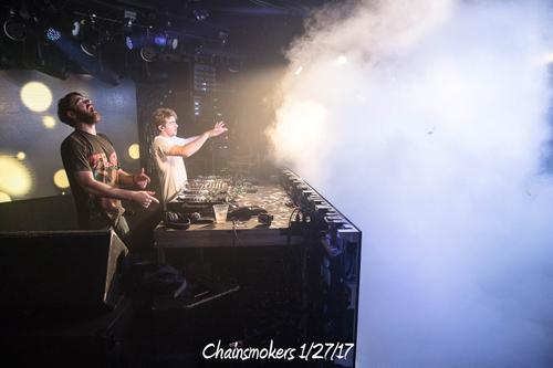 Chainsmokers 1/27/17