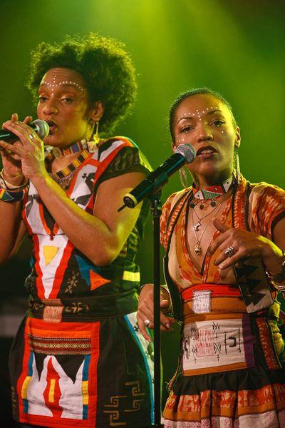 Les Nubians 3/31/08