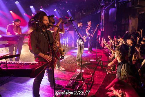 Rebelution 2/26/17