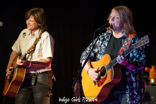 Indigo Girls 7/28/14