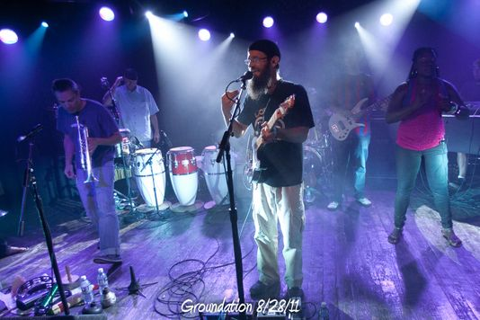 Groundation 8/28/11