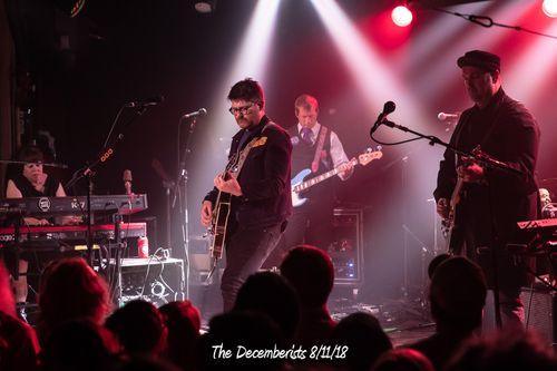 The Decemberists 8/11/18