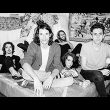 Grouplove The Big Mess Tour - CANCELED