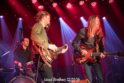 The Wood Brothers 12/10/16