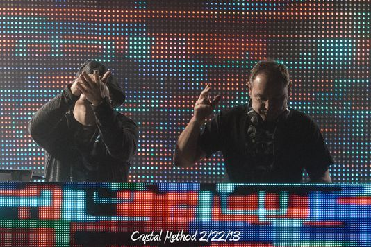 Crystal Method 2/22/13