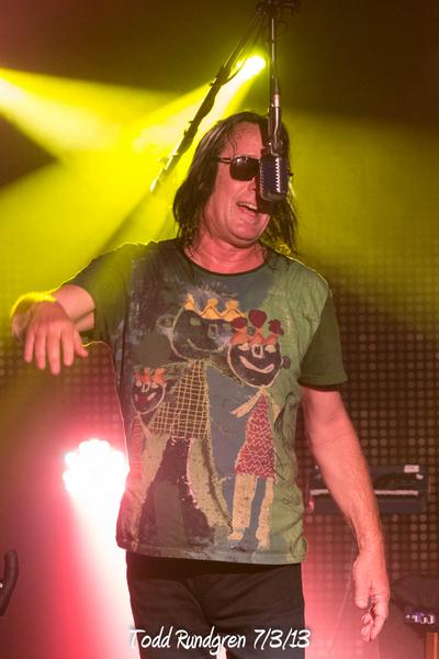 Todd Rundgren 7/3/13