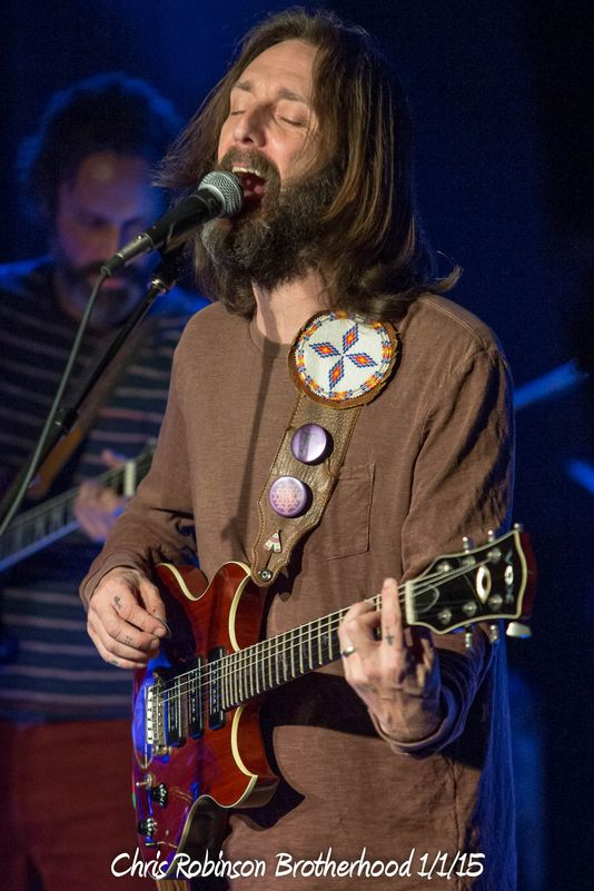 Chris Robinson Brotherhood 1/1/15