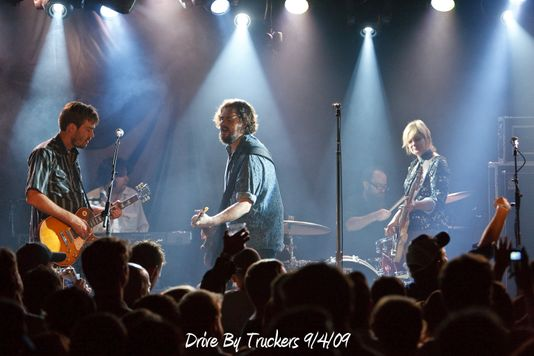Drive By Truckers 9/4/09