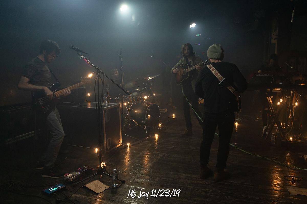 Mt. Joy 11/23/19
