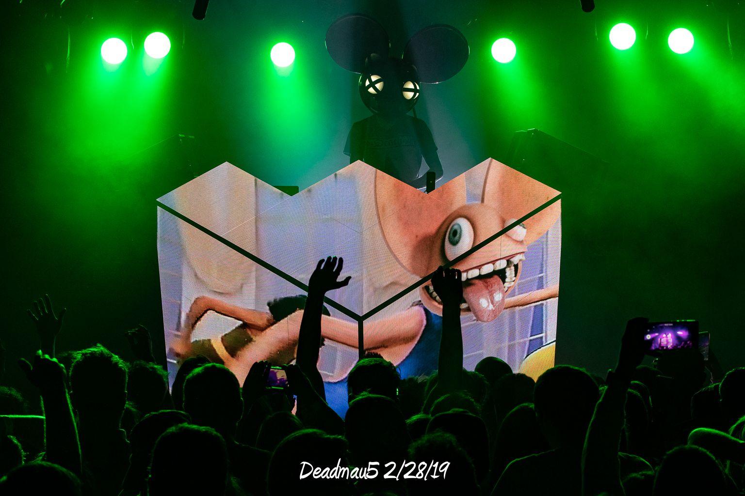 Deadmau5 2/28/19