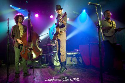 Langhorne Slim 6/9/11
