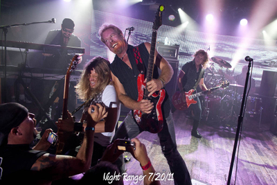 Night Ranger 7/20/11
