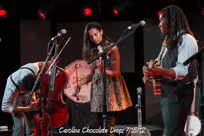 Carolina Chocolate Drops 7/15/14
